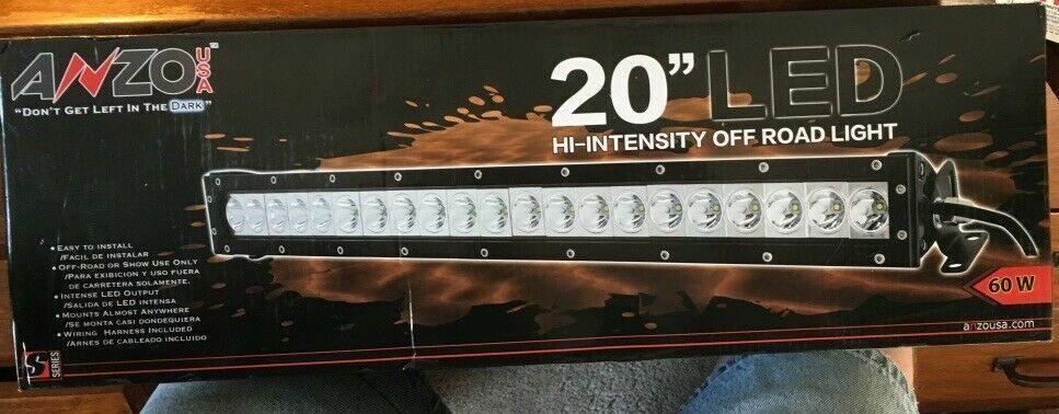 anzo 20 inch light bar 861169 for sale online ebay
