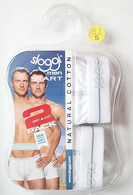Sloggi Mens start hipster trunk short trunk underwear 2 4 pack SALE gift idea