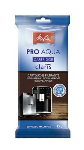 Wasserfilter Filte Melitta PRO AQUA Filterpatrone für CAFFEO Kaffeeautomaten