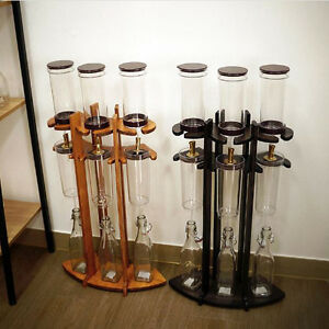 Cold Drip Coffee Maker Korea : DutchQ Cold Brew Dutch Coffee Maker 3SET Hand Drip Made Korea Free Gift Tower eBay