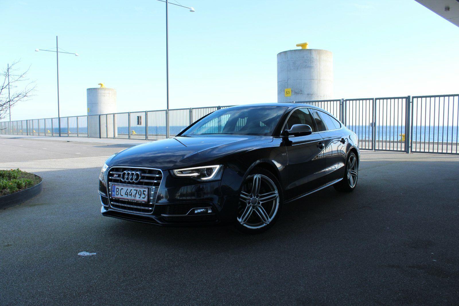 Audi S5 3,0 TFSi SB quattro S-tr. 5d