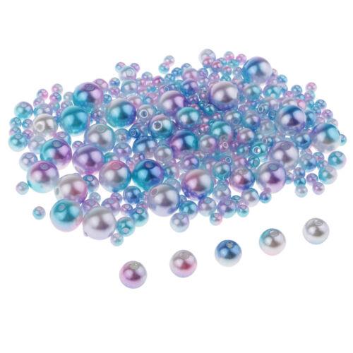 10mm faux abs perle lose perle für vase füllstoff oder schmuck 25g 4//6//8