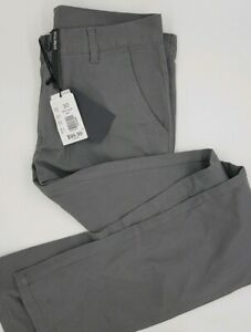 Mens-Stray-Grey-Trousers-Size-30-RRP-99-99