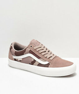 da0ef56c471b7a Image is loading Vans-Old-Skool-Pro-Desert-Camo-Skate-Shoes-