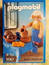 Playmobil,MILK MAID #5067,Vermeer,Ruks Museum,EXCLUSIVE EUROPEAN EDITION