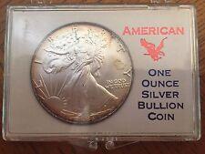 1986 Silver Dollar Coin 1 oz American Eagle Walking Liberty .999% Silver