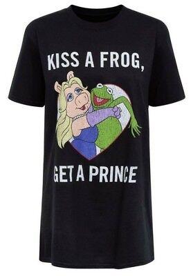 Labyrinth Ello Tshirt Semi Fitted Ladies T shirt Muppets