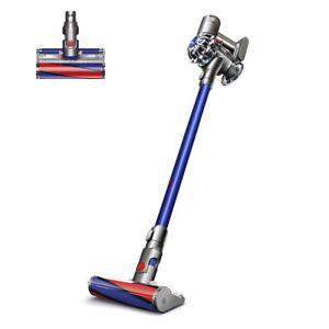Dyson-V6-Fluffy-Cordless-Vacuum-Blue-New
