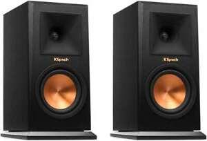 Klipsch-RP-150M-Reference-Premiere-Bookshelf-Speaker-Pair-Ebony-Authorized
