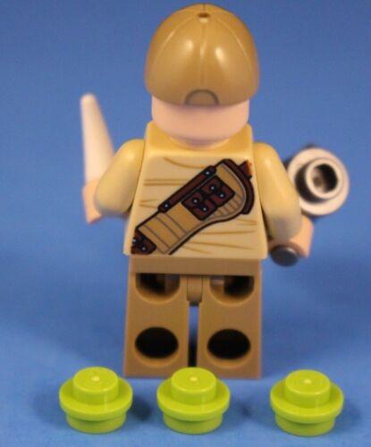 LEGO® Brick JURASSIC WORLD™ 75928 KEN WHEATLEY Minifigure™ 100/% LEGO Accessory