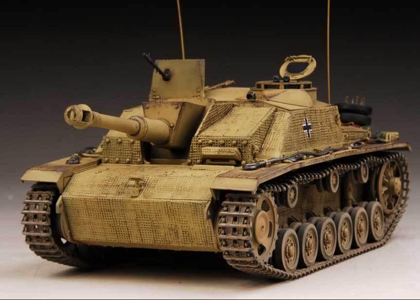 Award Winner Built Dragon 1 35 StuG III 42 Ausf.G Ausf.G Ausf.G 10.5cm +Zimmerit  PE 87d
