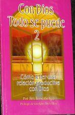Con Dios Todo Se Puede 2 by Jim Rosemergy (2001)