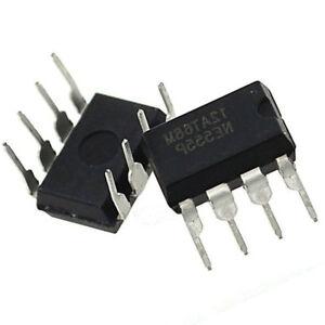 20PCS-DIP-8-NE555P-NE555-High-Precision-Oscillator-Timer-NEW-IC-Timer-Chip