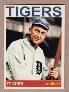Ty-Cobb-039-05-Detroit-Tigers-Monarch-Corona-Private-Stock-37-mint-cond