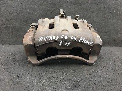 VAUXHALL COMBO 1.3 CDTI FRONT BRAKE CALIPER NEAR SIDE LEFT LUCAS 2006 EURO-4
