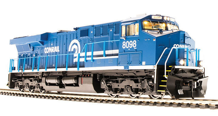 Spur N-DIESEL GE es44ac Norfolk Southern con DCC e suoni -- 3542 NUOVO