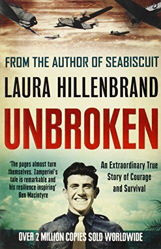 1 of 1 - Unbroken by Hillenbrand, Laura 0007378033 The Cheap Fast Free Post