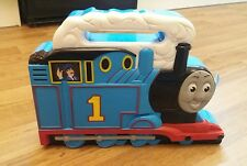 VINTAGE 1984 THOMAS THE TANK ENGINE & CARRY CASE ERTL LOVELY CONDITION 3D STYLE