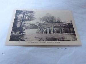Stein-Buffiere-87-ein-Ecke-ueber-La-Briance-Postkarte-CPA