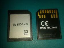 Multimedia+ Card, MMCplus-Karte, 0631150/4.0,  32 MB., wie Neu, Nr. 429