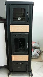 Cucina A Legna Lincar.Dettagli Su Stufa A Legna Lincar Mod Alice Forno 490 Lz Kw6 Ceramica Promozione Sottocosto