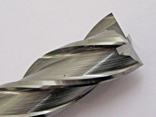 6.35mm SOLID CARBIDE 4 FLUTED END MILL MADE BY EUROPA TOOL 5103030160 147 1//4