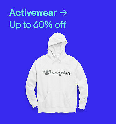 Activewear Up to 60% off