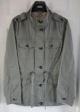 M&S Pure Cotton Khaki Colour Size 8 Military Jacket - BNWT, Was £45
