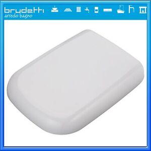 Sedile Wc Compatibile Ideal Standard Conca Copriwater Plastica Cern Cromate Ebay