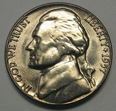1948-D Jefferson Nickel Nice Choice Uncirculated Coin DUTCH AUCTION