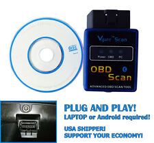 V1.5 ELM327 II OBD 2 Bluetooth Auto Car Diagnostic Interface Scanner for Subaru