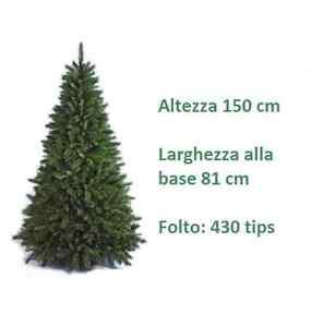 Albero natale 150 cm