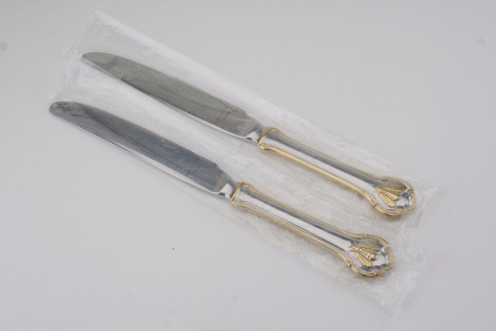 Set of 2 Dinner Knives
