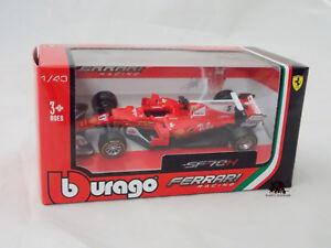 Ferrari SF70H Sebastian Vettel Nr 5 Formel 1 2017 1//43 Bburago Modell Auto mit..