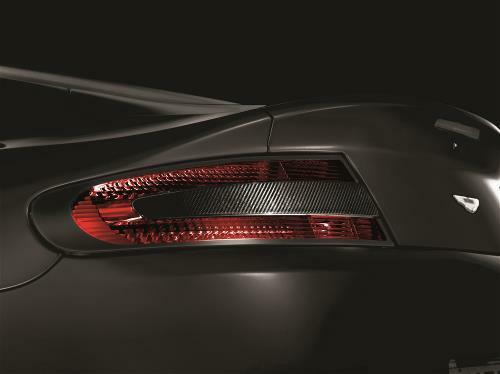 Aston Martin Right Tail Light Vantage Db9 Oem 4g43 13404 Ac V8 V12 Red Rh For Sale Online Ebay