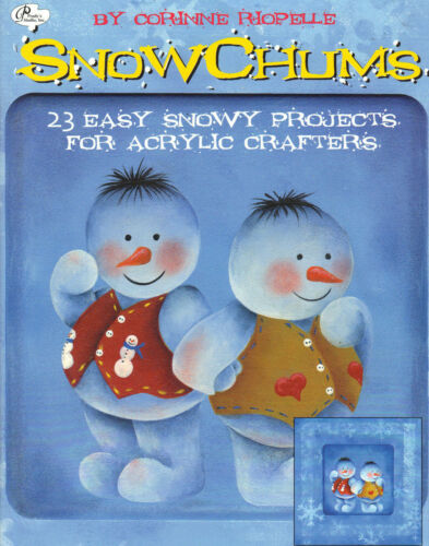 Snowchums by Corrine Riopelle~Awesome Snowmen Toles!!
