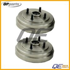 2 Rear Toyota Paseo 1992 1993 1994-1998 Tercel 1990 1991 1992-1998 Brake Drum
