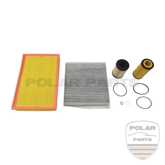 Kit Diagnosi Auto Grande Set Filtri Volvo S60 i S80 i V70 II 2.4D D5 -07/2005