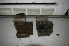 W2427 Tool Holder Block For Nakamura Tome Cnc Lathe Turning Center Lot Of 2