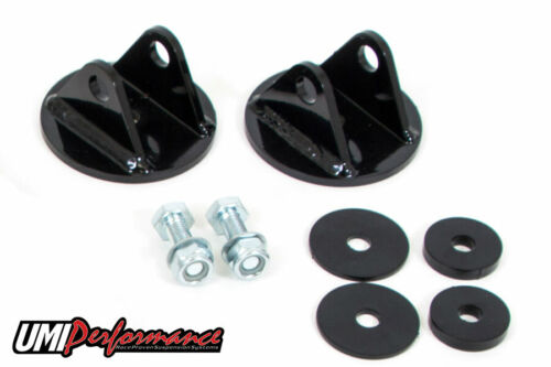 1993-2002 GM F-Body Camaro Firebird WS6 Competition Upper Front Shock Mounts