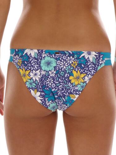 O/'Neill Bikiniunterteil Badehose Schwimmhose blau Fancy Hyperdry Netz