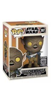 Funko-Pop-Star-Wars-Chewbacca-Galactic-Convention-2020