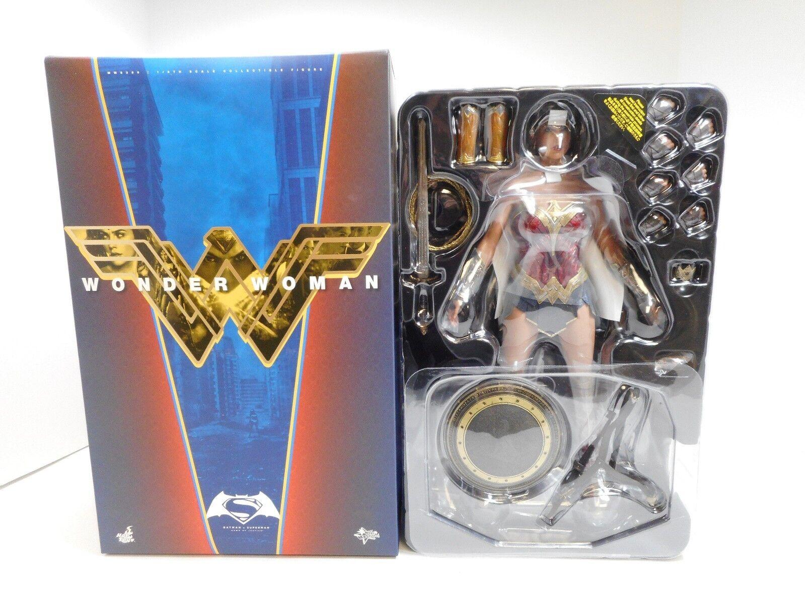 HOT TOYS BATMAN VS SUPERMAN WONDER WOMAN 1 6 SCALE ACTION FIGURE MMS359 SIDESHOW