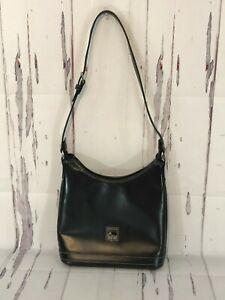 DooneyBourke zwarte handtas riem schoudertas gemaakt de VS Hobo verstelbare in hCsQBtrdxo