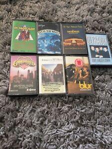 7-X-Cassette-Bundle-Groups-Blur-Boyzone-Untravox-Ect