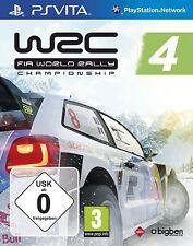 WRC 4 WORLD RALLY CHAMPIONSHIP 4 2014 NUEVO PRECINTADO PS VITA