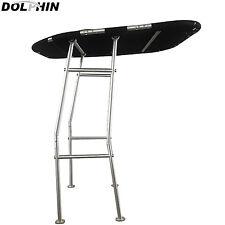 NEW! Dolphin Pro Boat T Top Heavy Duty Foldable T top