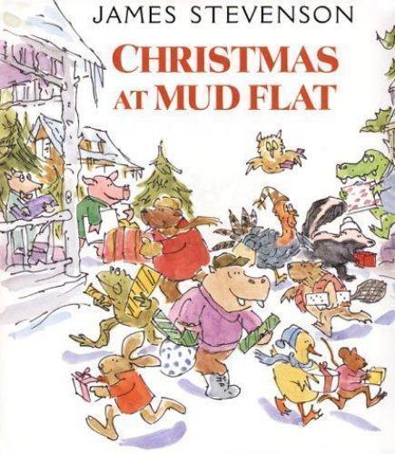 Christmas at Mud Flat by James Stevenson