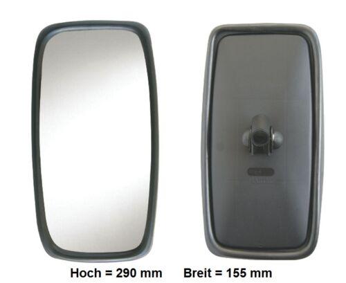 Los espejos retrovisores VW t3 t4 t5 mercedes camastro convexo spährisch SPH soporte ø-22 mm