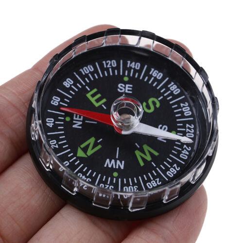 Mini Präziser Kompass Praktischer Führer für Camping Wandern Nord Navigation